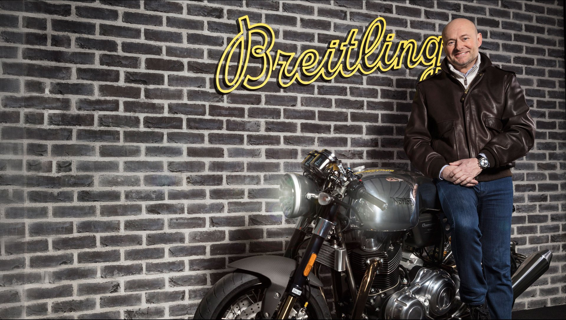 Breitling & Norton Motorcycles – Two Global Lifestyle Brands Announce Partnership