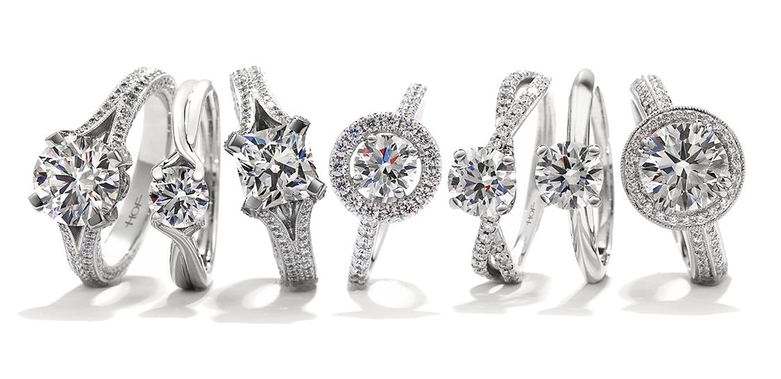 Celebrate Duty Free Diamond Month at Harry Edwards Jewelers