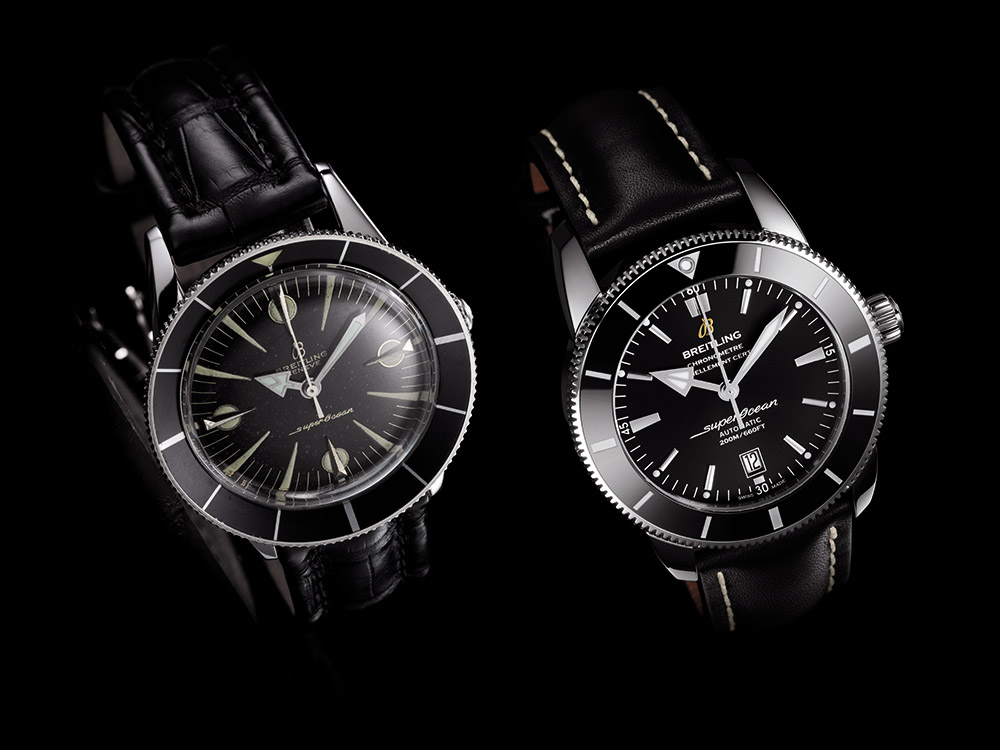 Breitling Superocean Héritage - duty free watches in St Lucia