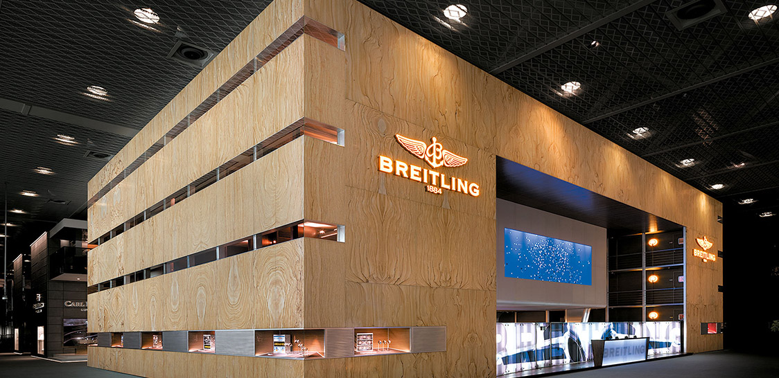 Duty Free Watches in St Lucia – New Breitling Models