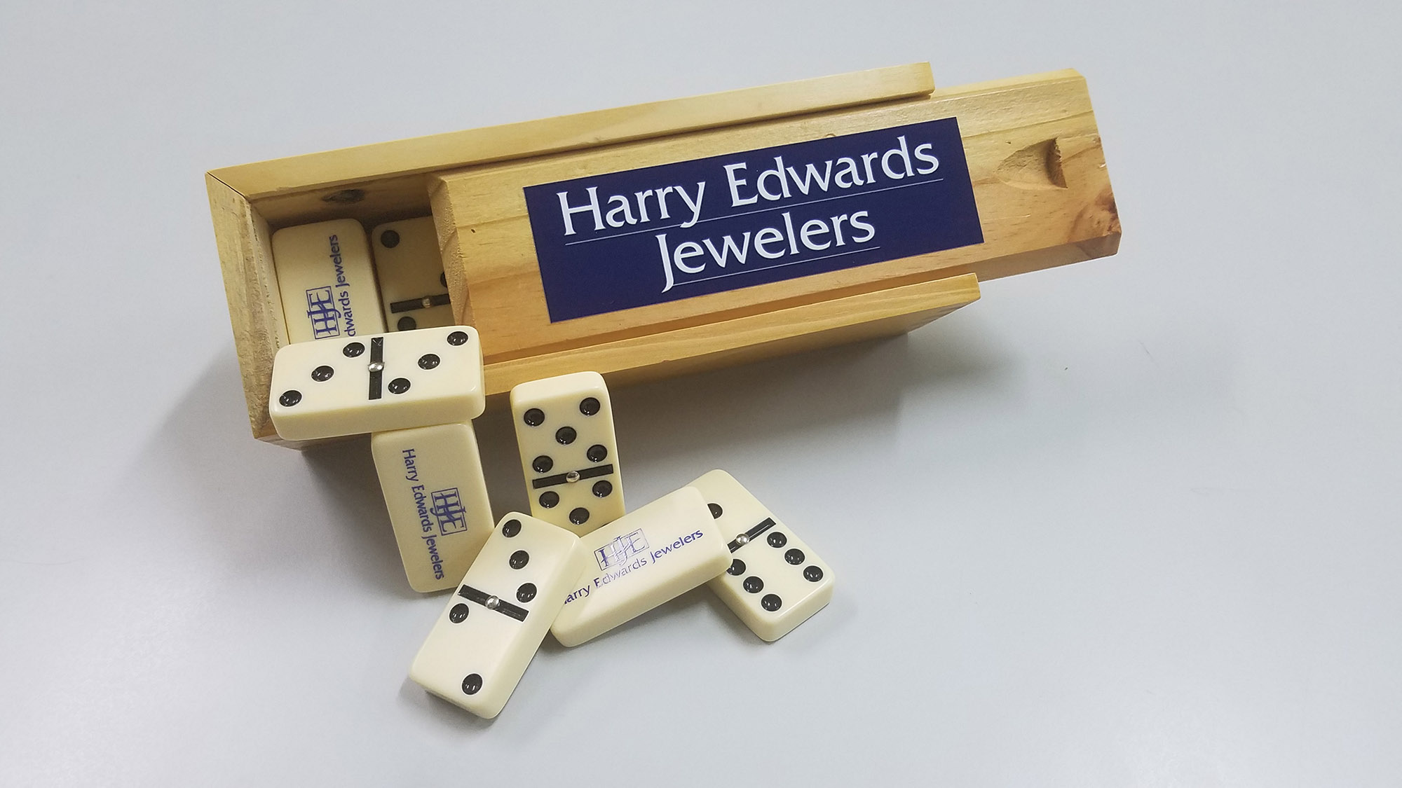 "Harry Edwards Jewelers Annual Domino Competition A ""Slamming"" Good Time"